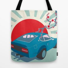 Datsun Z Tote Bag
