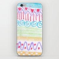 Easter Egg Hunt iPhone & iPod Skin
