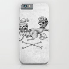 Bone Couple Slim Case iPhone 6s