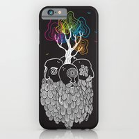 iPhone Cases featuring Tree Of Life by Heiko Windisch