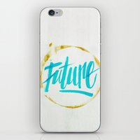 Future iPhone & iPod Skin