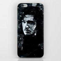Winter's Coming iPhone & iPod Skin