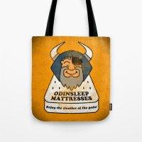 Odin - Odinsleep Mattresses Tote Bag
