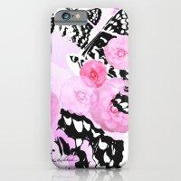 iPhone & iPod Case featuring Camellia Blush by Vikki Salmela