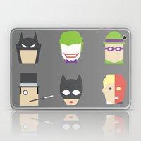 Batimalism Laptop & iPad Skin