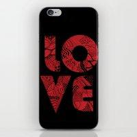 L.O.V.E iPhone & iPod Skin