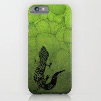 Leopard Gecko iPhone 6 Slim Case
