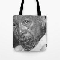 Morgan Freeman Tradition… Tote Bag