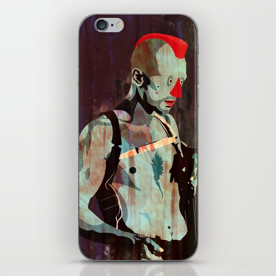 Travis iPhone & iPod Skin