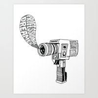 Professional Dreamer Art Print