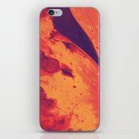 Nymphaea iPhone & iPod Skin