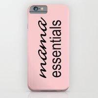Mama Essentials Pantone 2016-Rose Quartz iPhone 6 Slim Case