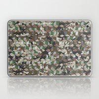 CUBOUFLAGE MULTI (SMALL) Laptop & iPad Skin