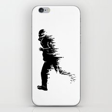 Race against time iPhone & iPod Skin