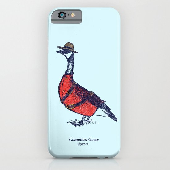 Canadian Goose iPhone & iPod Case