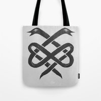 The Infinity Tote Bag