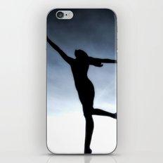 Dance to the light fantastic (Nude) iPhone & iPod Skin