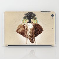 Glue Network Print Serie… iPad Case