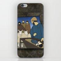 Nativity: Shepherds Visi… iPhone & iPod Skin