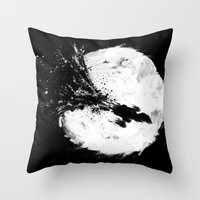 Watch How I Soar Throw Pillow
