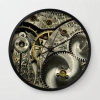 Clockwork Homage Wall Clock