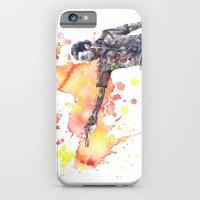 Portrait Of Rick Grimes … iPhone 6 Slim Case