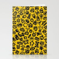 Heads. Stationery Cards