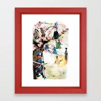 Japanese 2  Framed Art Print