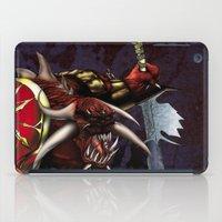 One Misunderstood Monster iPad Case