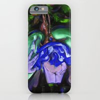 iPhone & iPod Case featuring Passion green by Sarevski