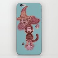 Journey to the what? iPhone & iPod Skin