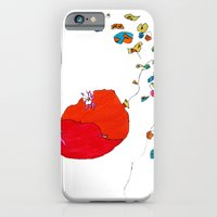 iPhone & iPod Case featuring balloons & butterflies by The Haus of Chaos: Alli Woods Frederick