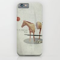 iPhone & iPod Case featuring Take The Money and Run by Ju. Ulvoas
