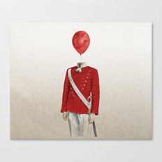 The Guard - #1 in my series of 4 Canvas Print