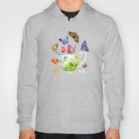 Butterfly Tea Hoody