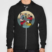 Star Trek Jam Band Hoody