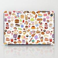 Cute Food iPad Case