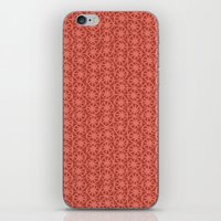 batik stars iPhone & iPod Skin