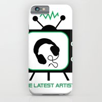 The Latest Artists iPhone 6 Slim Case
