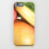 iPhone & iPod Case featuring Fruit by Ashley Jones