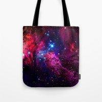 Galaxy! Tote Bag