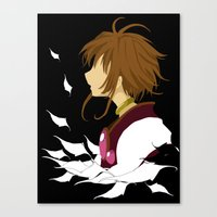 Lost Wings Canvas Print