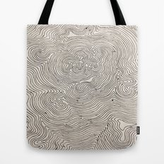 Impossible Journey Tote Bag