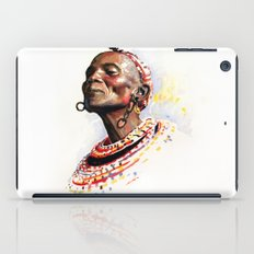 KENYA  iPad Case