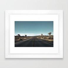 Joshua Tree 1 Framed Art Print