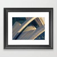 Sydney Opera House I Framed Art Print