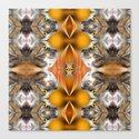 Symmetreats - Feline Frolic Canvas Print