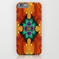 Fantasy Petals In A Kale… iPhone 6 Slim Case