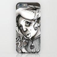 Lady Heartwood iPhone 6 Slim Case