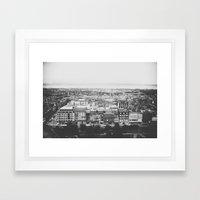 Edinburgh Framed Art Print